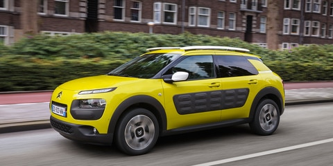 C4 Cactus - 2015 World Car Design of the Year