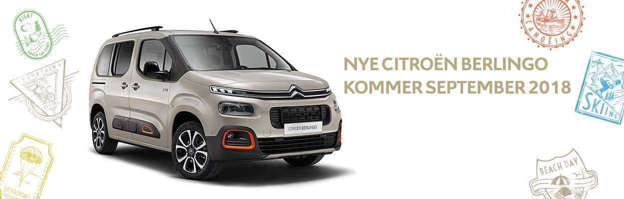 Bannerbilde av Citroën Berlingo Multispace 2018