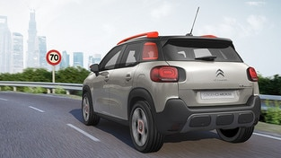 Citroen-SUV-Technology-Speed-Limit-Recognition-recommendation