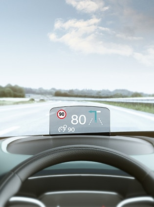 FARGET HEADS-UP DISPLAY